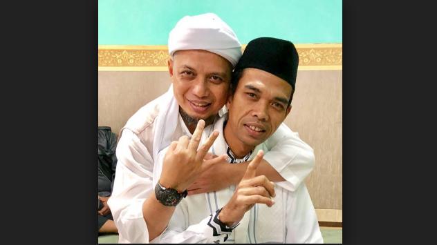 MNGGETARKAN! Habib Bahar Dipersekusi, KH Arifin Ilham: Jika Ulamaku Dibunuh, Aku Pimpin Jihad!