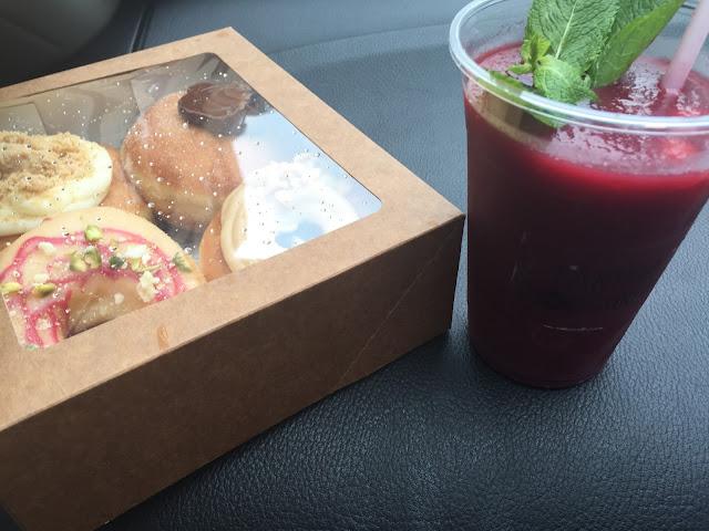 Tantrum Doughnuts review