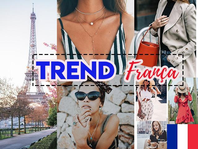 Trend: França para que te quero!