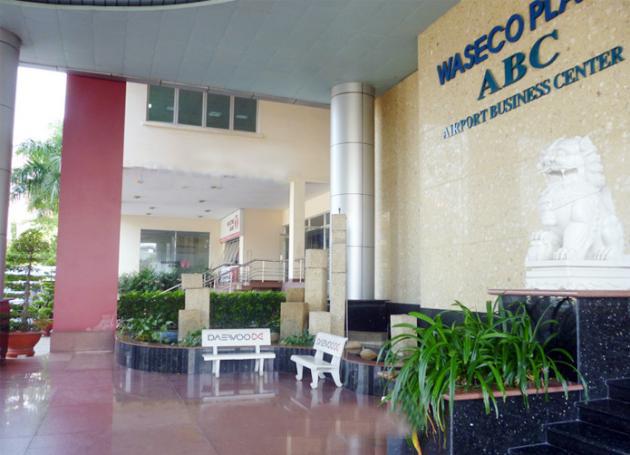 Văn phòng cho thuê - Waseco Building