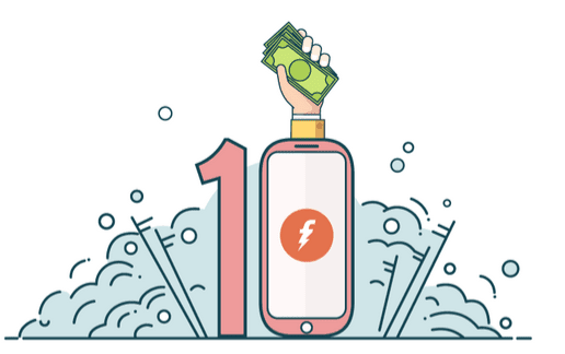 (LOOT) Freecharge TEN: Get Rs.10 Free Cashback on Rs.10 Recharge