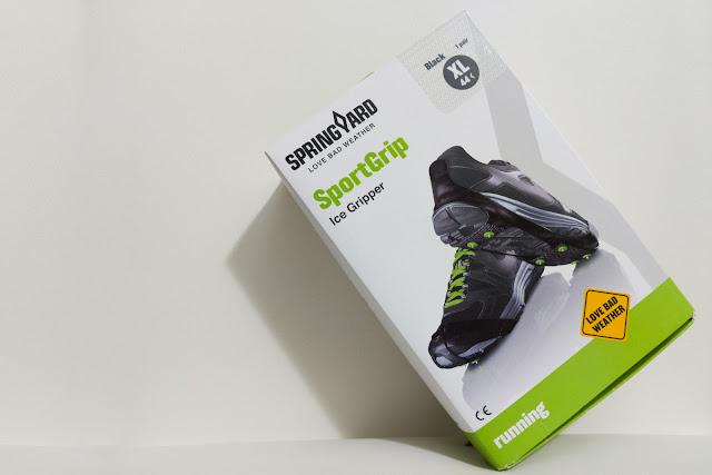 Pudełko nakładek antypoślizgowych SpringYard SportGrip