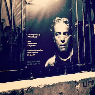 Miloud Khétib au théâtre des Bernardines à Marseille