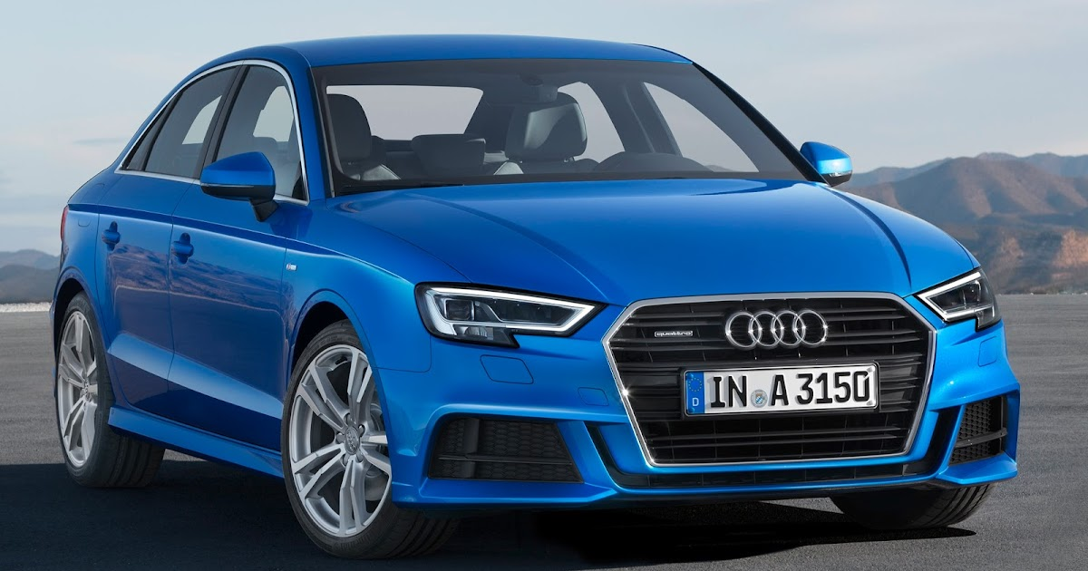 2017 Audi A3 Sedan (Facelift) Indian Launch By October