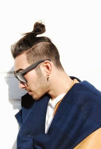 Top Knot Hair