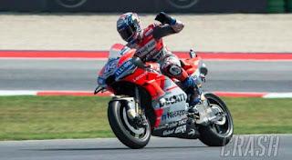 Hasil FP3 MotoGP Thailand: Dovizioso