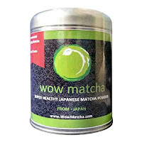 Wow Matcha ceremonial grade matcha green tea