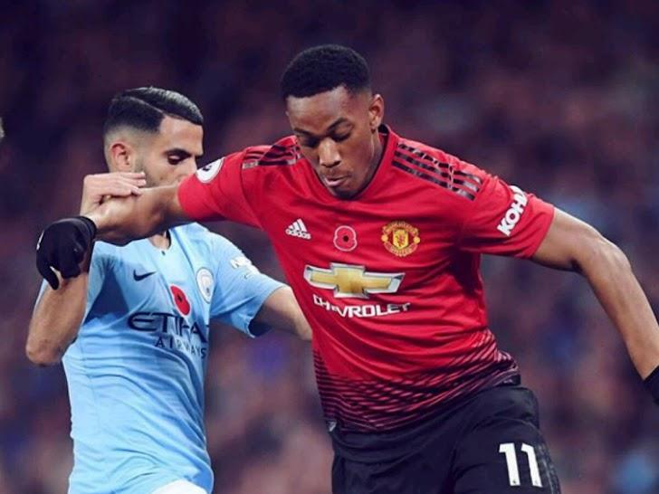 Derby Manchester Berakhir Dengan Skor 3-1, Manchester City Kian Kokoh di Puncak  Klasemen