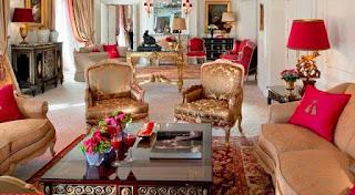 Hotel Plaza Athenee (US $ 27.000)