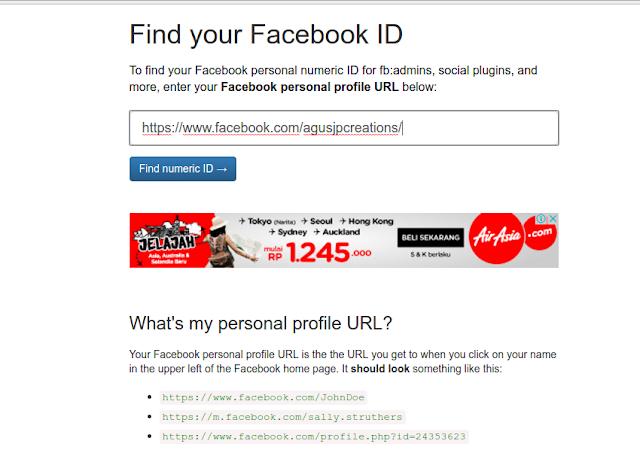 3 Cara Mengetahui FB Admin ID Dengan Mudah