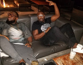 Nollywood Actor Jim Iyke and Timaya are twins