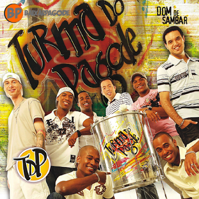 Turma do Pagode Dom de Sambar Ao Vivo (2009) Download