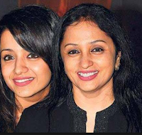 Trisha Krishnan Mother