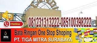 informasi dan pemesanan bata ringan di kecamatan candi sidoarjo