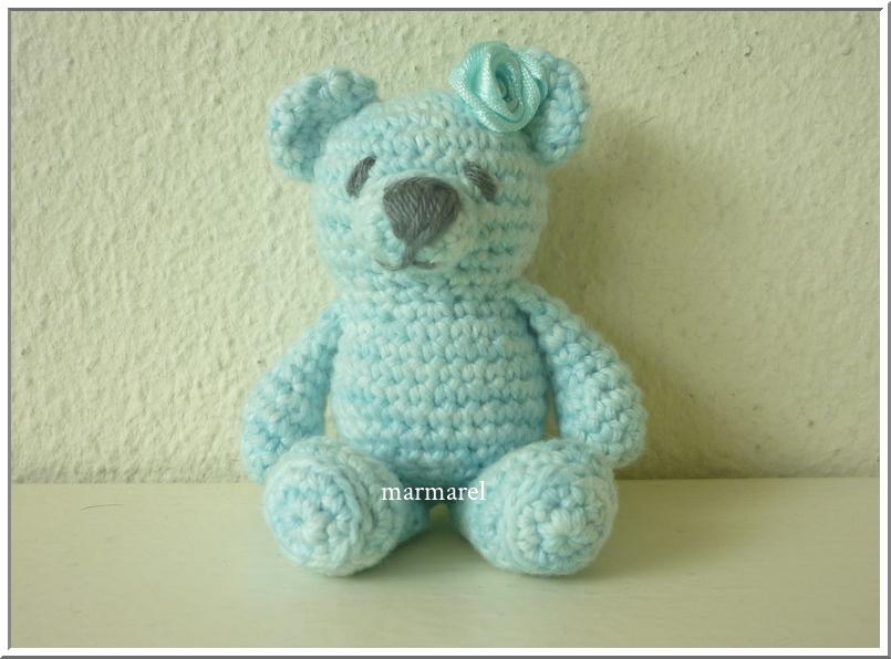 Marmarel Little Sunkissed Bear