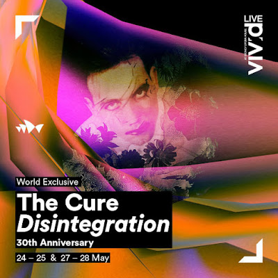 """ItsNotYouItsMe """"Back To The Future"""" Edition Features The Cure Strutting Their Best Beats From Thee """"Disintegration"""" Album Live In Sydney!"""