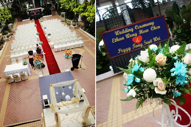 Golf club wedding venue malaysia