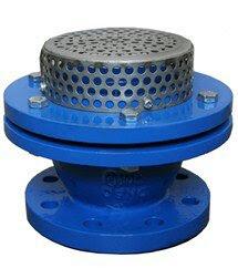 jual foot valve