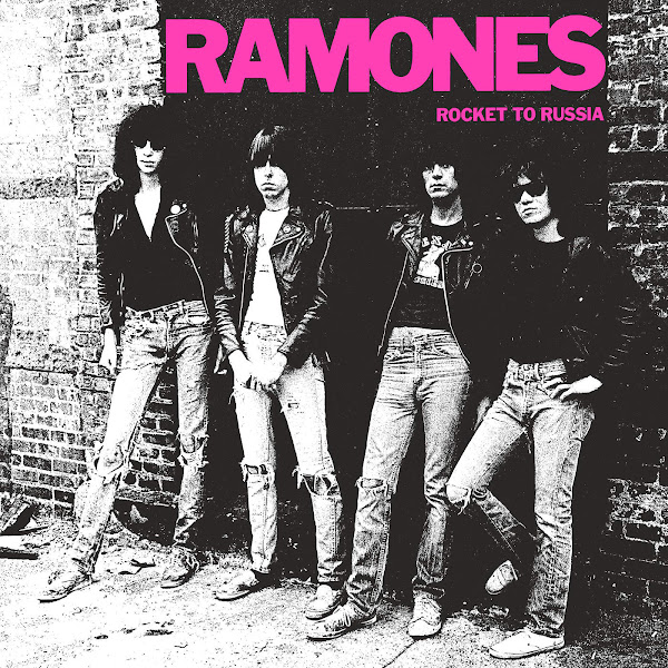 Ramones - Rocket to Russia (40th Anniversary Deluxe Edition) Cover