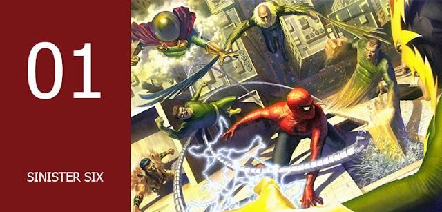 7 Film Superhero Marvel yang Batal Diproduksi