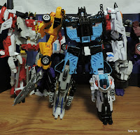 Transformers UW-03 Unite Warriors Defensor 5
