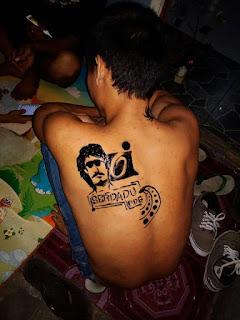 gambar foto tato iwan fals oi