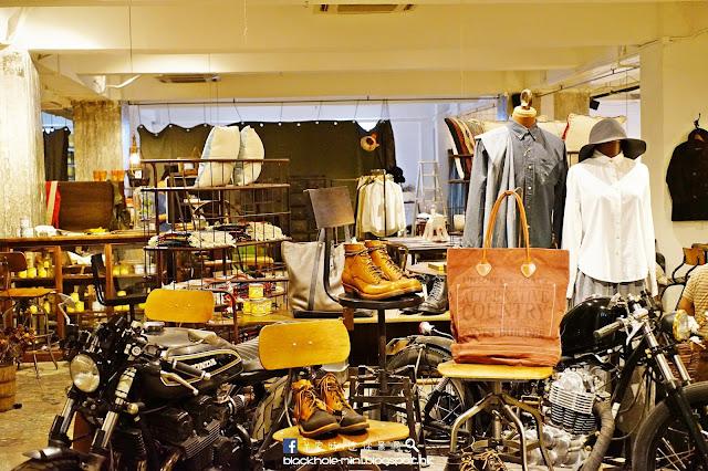 Oldish 觀塘店 咖啡店 手作工作室 手作皮革 飾品