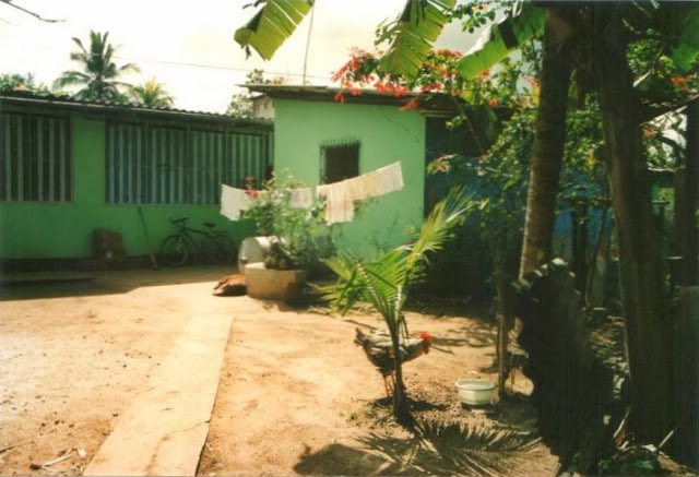 Straßenszene Guatemala