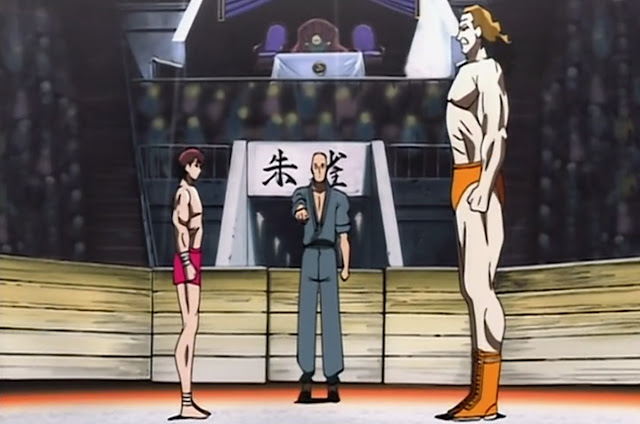 Baki The Grappler Episode 25 Subtitle Indonesia