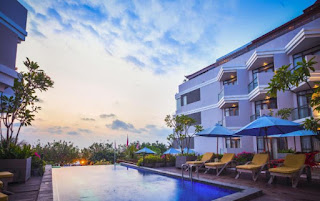 Hotel in Kuta Beach Bali, The Playa Hotel & Villas