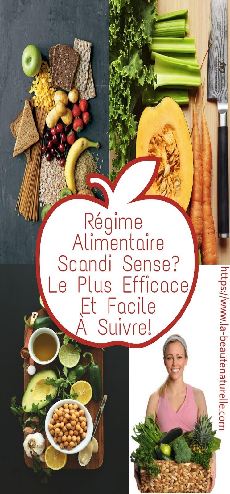 Régime Alimentaire Scandi Sense? Le Plus Efficace Et Facile À Suivre!