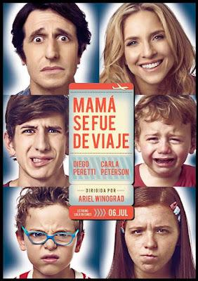 Mamá Se Fue De Viaje 2017 DVD R4 NTSC Latino