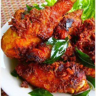 Resep Ayam Bakar Pedas Rica Rica