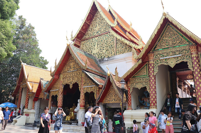 Wat Doi Suthep (Wat Phra That Doi Kham )