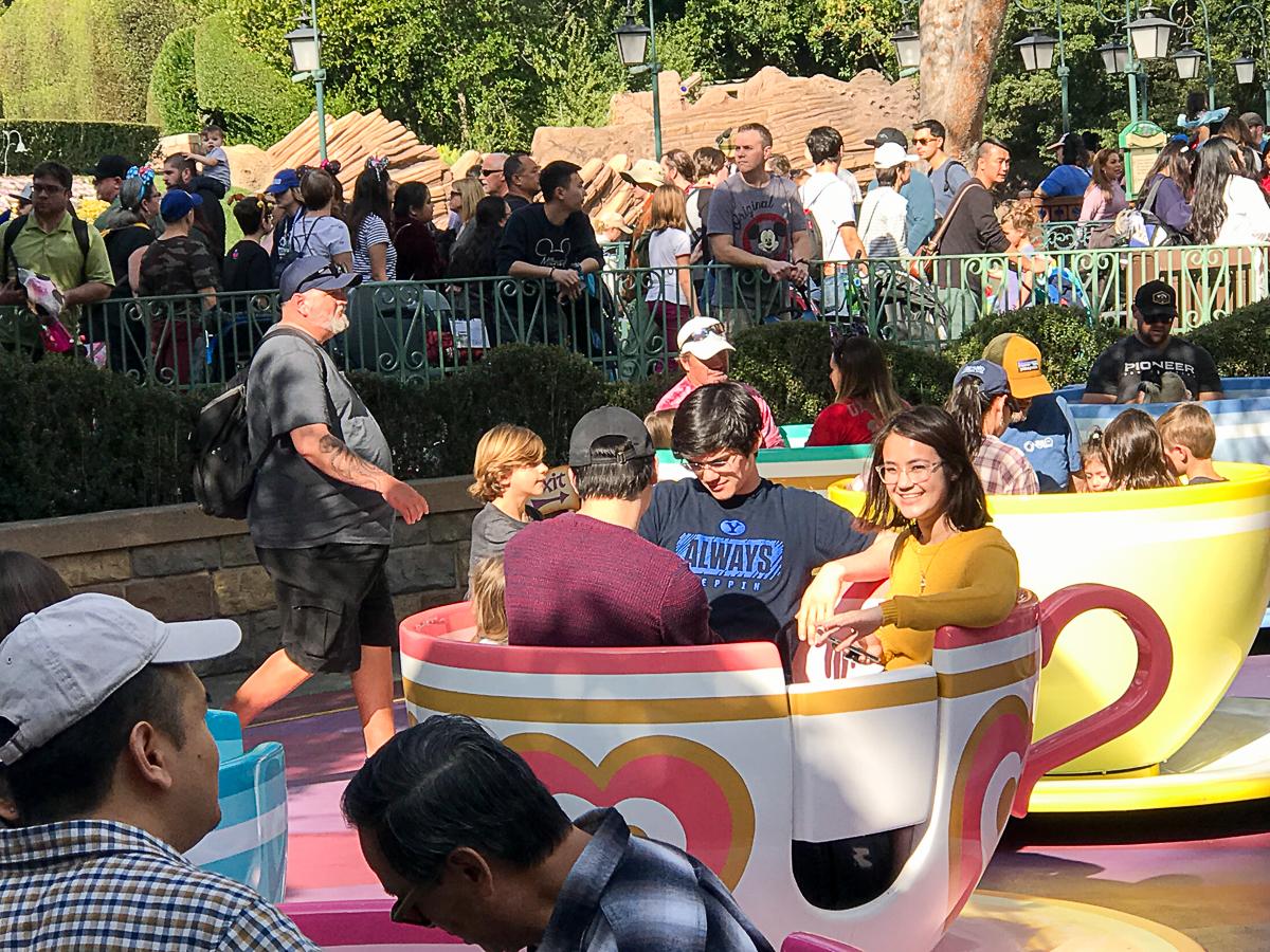 Whats Up With Kim Disneyland 2019