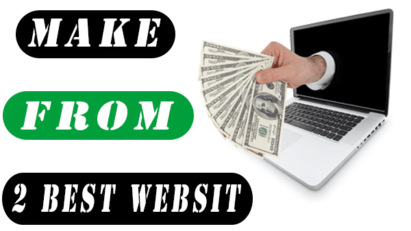 2 website to make money and passive income Online - How To Make Money Online - Make Money Easy Way