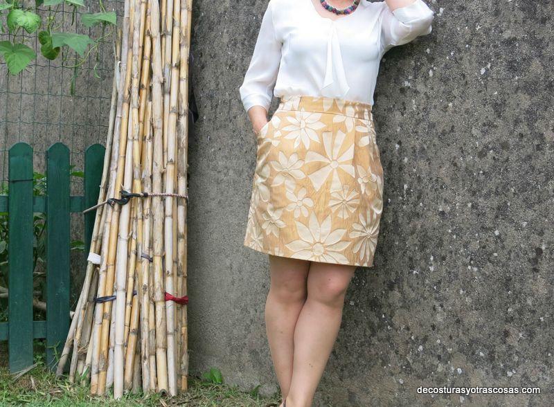Resultado de imagen para patrones cómo hacer faldas