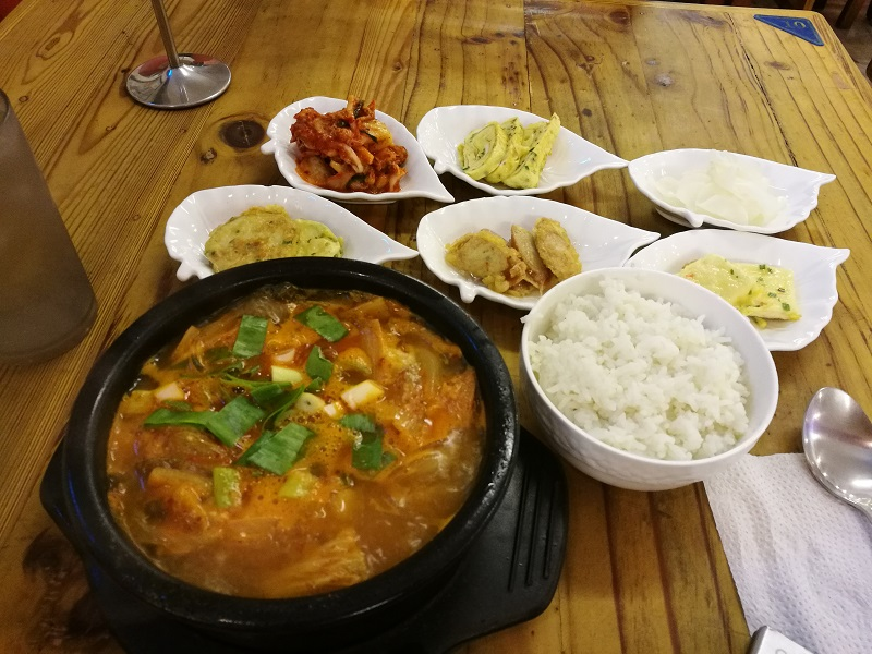 Korean Buffet Restaurant MATGALNE