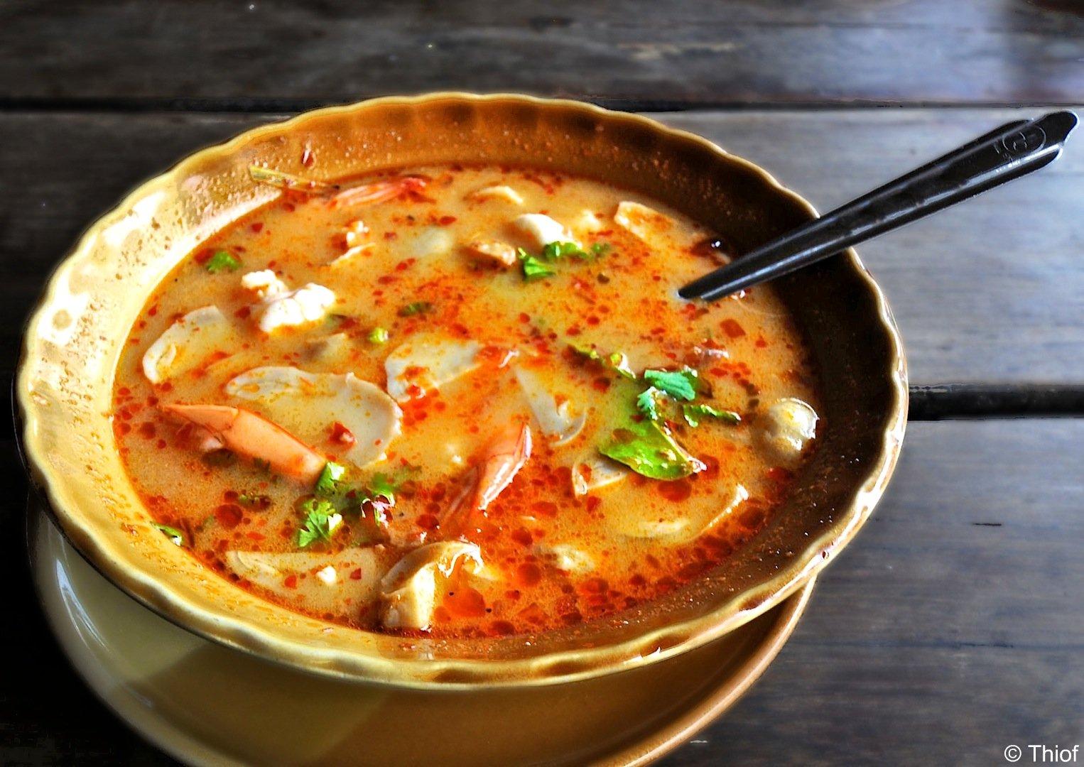Bonjour thailande photos de thailande plat thai typique - Cuisine thailandaise traditionnelle ...