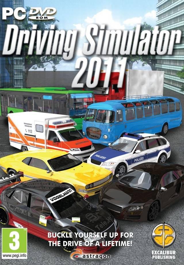 Driving Simulator 2011 Full Version Game Download Pcgamefreetop