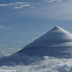 Photo of Mayon Volcano Hiding Behind Veil of Clouds Wows Netizens