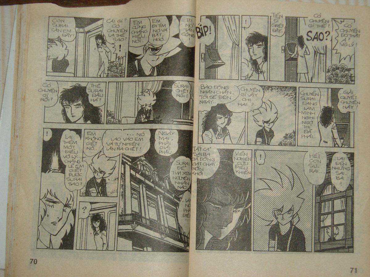 Siêu nhân Locke vol 01 trang 34