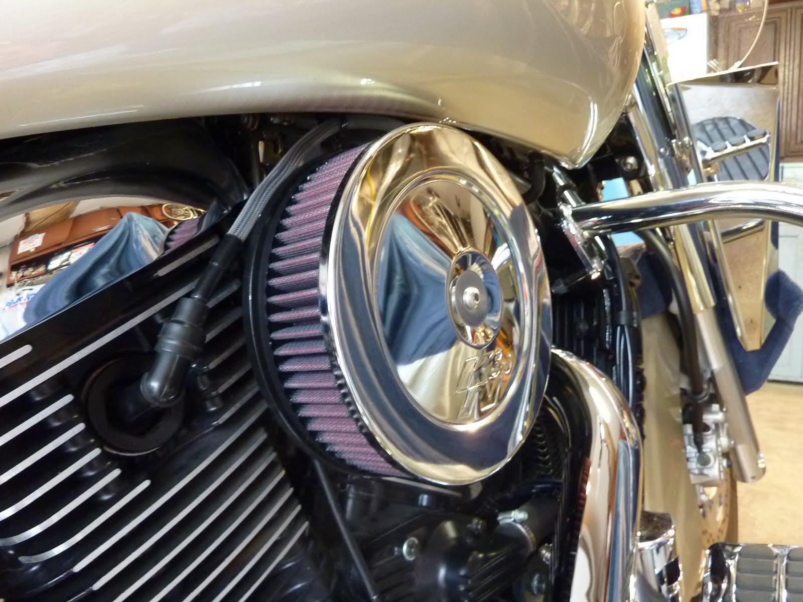 Utah Motorcyclist: Proformance air Intake