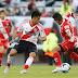 River empató con Argentinos Juniors en el Monumental y no pudo llegar a la cima del torneo