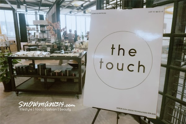 The Touch - Studio Academy Salon Retailer @ Sunway Velocity Mall!