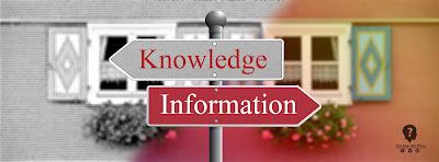 ज्ञान और जानकारी में अंतर  | Knowledge Vs Information | Hindi