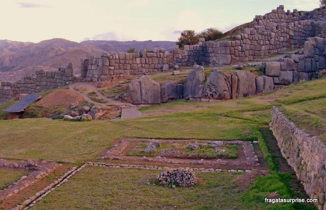Templo de Saqswayamán - Cusco - Peru