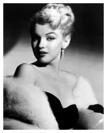 Classy Marilyn Monroe Photograph