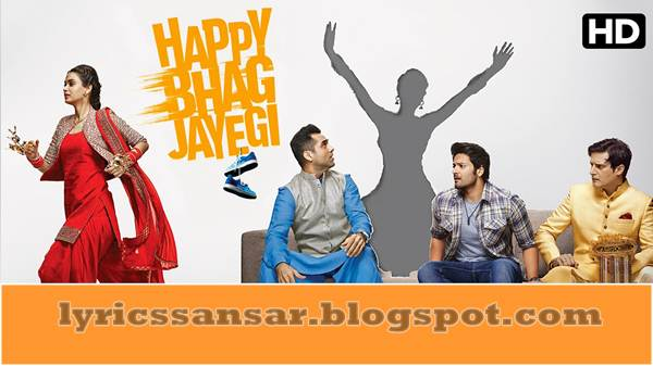 Happy Bhag Jayegi coverpic