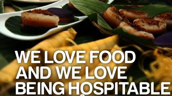 Filipino Food featured at DOT New Fun Campaign Video ~ PSKMC
